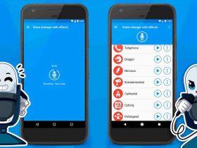 Aplikasi Pengubah Suara Live Stream Android